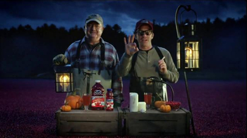 Ocean Spray Cranberry Juice Cocktail TV Spot, 'Cranolanterns' - 726 commercial airings