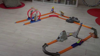 Hot Wheels Track Builder Total Turbo Takeover TV Spot, Song by Silverside - Thumbnail 2