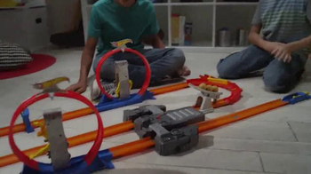 Hot Wheels Track Builder Total Turbo Takeover TV Spot, Song by Silverside - Thumbnail 4