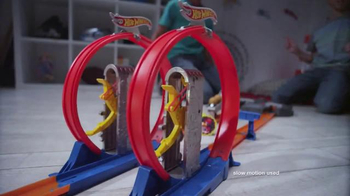 Hot Wheels Track Builder Total Turbo Takeover TV Spot, Song by Silverside - Thumbnail 6