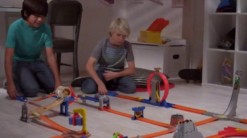 Hot Wheels Track Builder Total Turbo Takeover TV Spot, Song by Silverside - Thumbnail 7