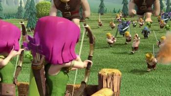 Clash of Clans TV Spot, 'Hair' - Thumbnail 1
