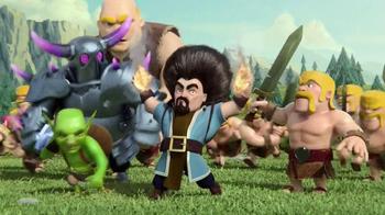 Clash of Clans TV Spot, 'Hair' - Thumbnail 5