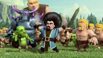 Clash of Clans TV Spot, 'Hair' - Thumbnail 6