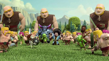 Clash of Clans TV Spot, 'Hair' - Thumbnail 7