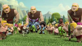 Clash of Clans TV Spot, 'Hair' - Thumbnail 8