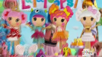 Lalaloopsy Color Me TV Spot - Thumbnail 9