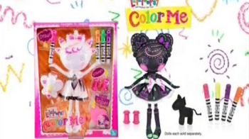 Lalaloopsy Color Me TV Spot - Thumbnail 6