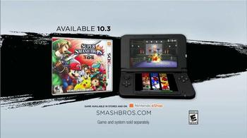 Super Smash Bros. TV Spot, 'Nintendo 3DS: Training Day' - Thumbnail 9