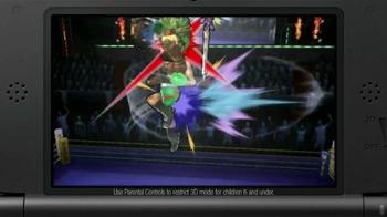 Super Smash Bros. TV Spot, 'Nintendo 3DS: Training Day' - Thumbnail 3