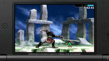 Super Smash Bros. TV Spot, 'Nintendo 3DS: Training Day' - Thumbnail 4