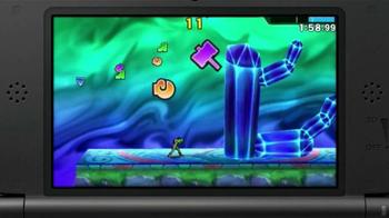 Super Smash Bros. TV Spot, 'Nintendo 3DS: Training Day' - Thumbnail 6