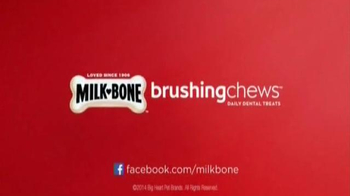 Milk-Bone Brushing Chews TV Spot, 'Rudy's Routine' - Thumbnail 7