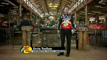 Bass Pro Shops Fall Savings Sale TV Spot - Thumbnail 4