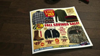 Bass Pro Shops Fall Savings Sale TV Spot - Thumbnail 5