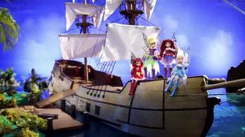 Disney Fairies Pirate Fairy TV Spot, 'Ahoy'