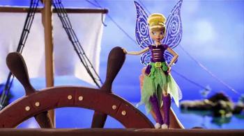 Disney Fairies Pirate Fairy TV Spot, 'Ahoy' - Thumbnail 3