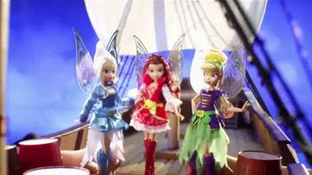 Disney Fairies Pirate Fairy TV Spot, 'Ahoy' - Thumbnail 5