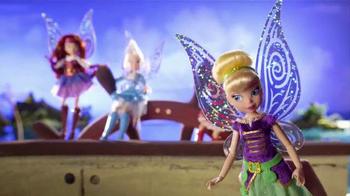Disney Fairies Pirate Fairy TV Spot, 'Ahoy' - Thumbnail 6