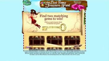 Disney Fairies Pirate Fairy TV Spot, 'Ahoy' - Thumbnail 8