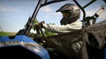 Polaris TV Spot, 'Off-Road Vehicles' - Thumbnail 6
