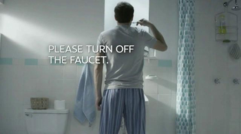 Colgate TV Spot, 'Turn off the Faucet' - Thumbnail 10