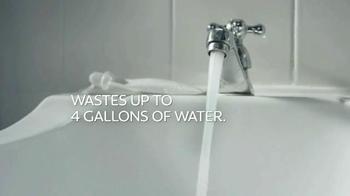 Colgate TV Spot, 'Turn off the Faucet' - Thumbnail 6