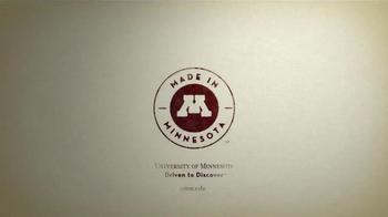 University of Minnesota TV Spot, 'Solving the World's Problems' - Thumbnail 6