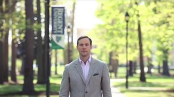Regent University TV Spot, 'Derek Holser' - Thumbnail 1