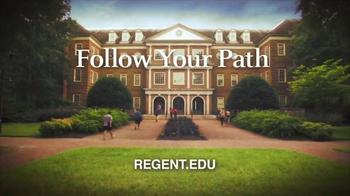 Regent University TV Spot, 'Derek Holser' - Thumbnail 10