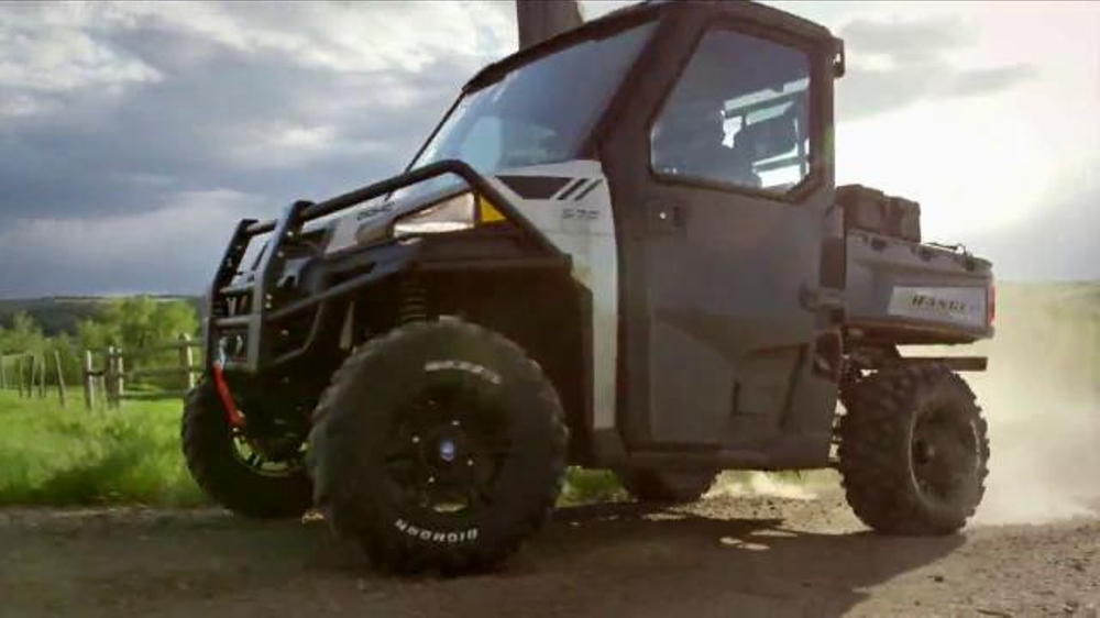 Polaris Ranger Xp 900 Ho Tv Commercial Hunts And Plays As Hard As You Do Ispot Tv
