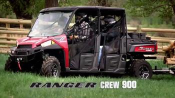 Polaris Ranger XP 900 HO TV Spot, 'Hunts and Plays as Hard as You Do' - Thumbnail 7