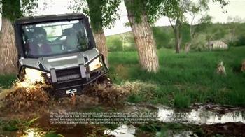 Polaris Ranger XP 900 HO TV Spot, 'Hunts and Plays as Hard as You Do' - Thumbnail 9