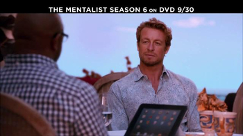 The Mentalist: The Complete Sixth Season DVD & Digital HD TV Spot - 24 commercial airings