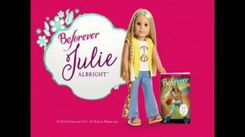 American Girl TV Spot, 'Meet Julie Albright' - Thumbnail 9