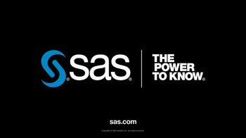 SAS TV Spot, 'Move the World' - Thumbnail 10