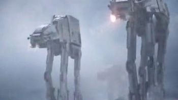 LEGO Star Wars Sets TV Spot, 'AT AT Snowspeeder'