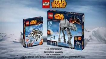 LEGO Star Wars Sets TV Spot, 'AT AT Snowspeeder' - Thumbnail 10