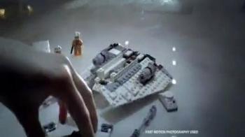 LEGO Star Wars Sets TV Spot, 'AT AT Snowspeeder' - Thumbnail 4