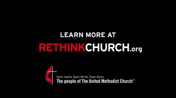 United Methodist Church TV Spot, 'Rethink Church' - Thumbnail 10