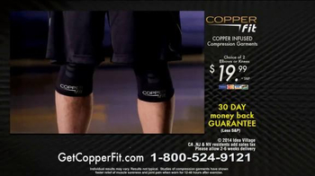 Copper Fit TV Spot, 'Where's Your Pain?' - Thumbnail 8