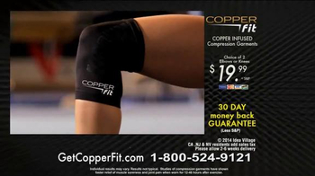Copper Fit TV Spot, 'Where's Your Pain?' - Thumbnail 9
