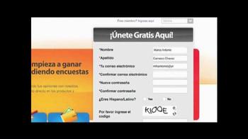 QueOpinas.com TV Spot, 'Dulce Dream Mask' [Spanish] - Thumbnail 6