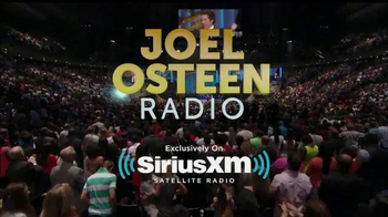 Joel Osteen Radio TV Spot