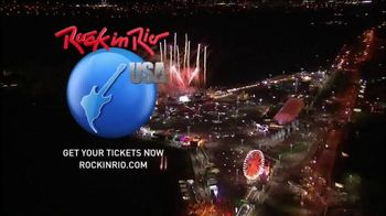 Rock in Rio USA TV Spot, 'The Past 13 Years'