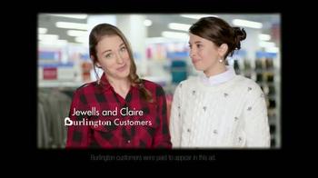 Burlington Coat Factory TV Spot, 'Burlington Ladies Fall Coat' - Thumbnail 1