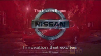 Nissan Rogue TV Spot, 'Imagination' - Thumbnail 8