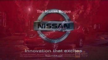 Nissan Rogue TV Spot, 'Imagination' - Thumbnail 8