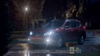 Nissan Rogue TV Spot, 'Imagination' - Thumbnail 7