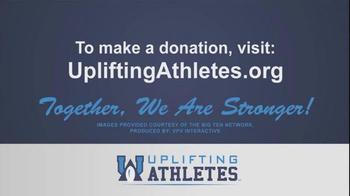 Uplifting Athletes TV Spot, 'Rare Diseases' - Thumbnail 7